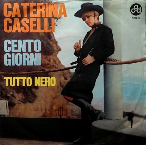Caterina Caselli - Cento Giorni - Le cerveau - The Brain