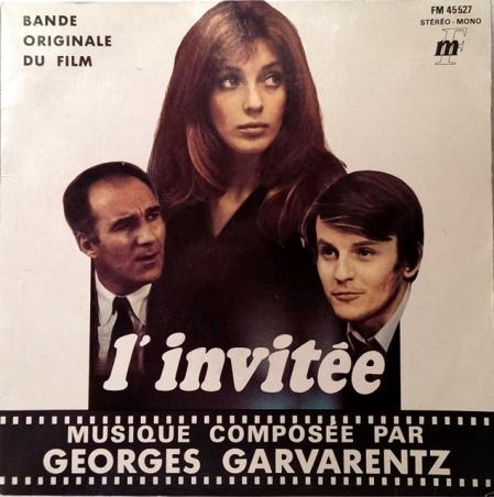 George Garvarentz - L'invitee
