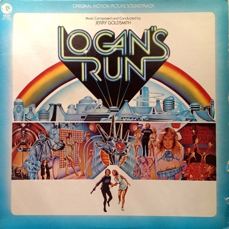 Jerry Goldsmith - Logan's Run