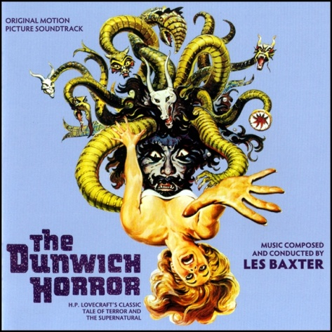 Les Baxter - The Dunwich Horror