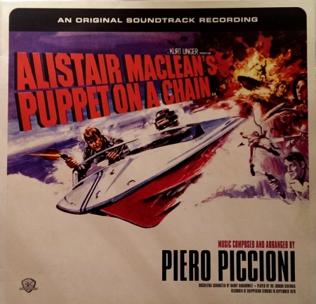 Piero Piccioni - Puppet on a chain main