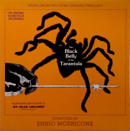 Ennio Morricone - The Black Belly of the Turantula - My Dear Killer