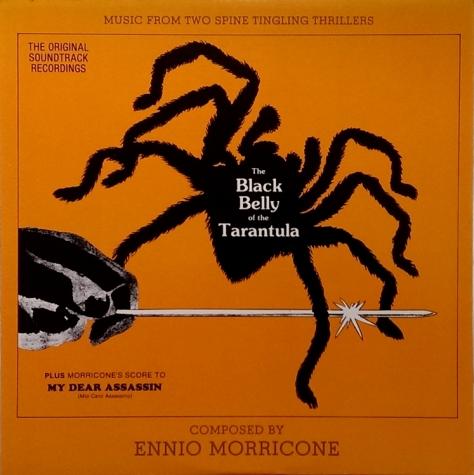 Ennio Morricone - The Black Belly of the Turantula - My Dear Killer