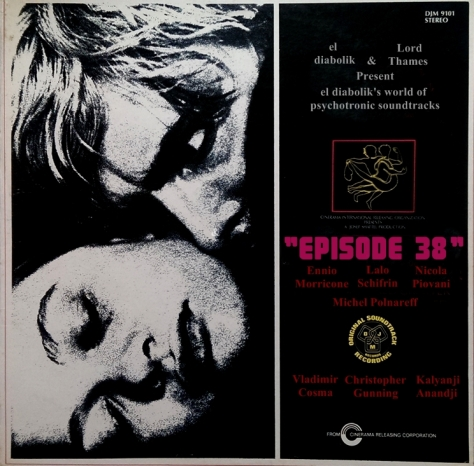 el diabolik's world of psychotronic soundtracks Episode 38