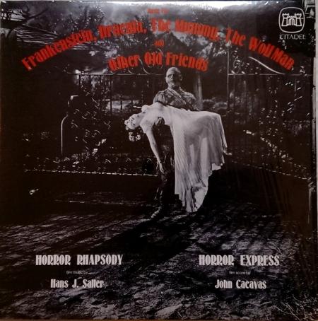 John Cacavas - Horror Express