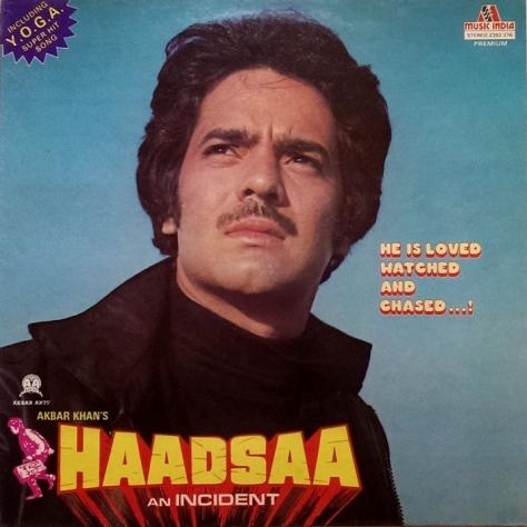 Kalyanji Anandji - Haadsaa