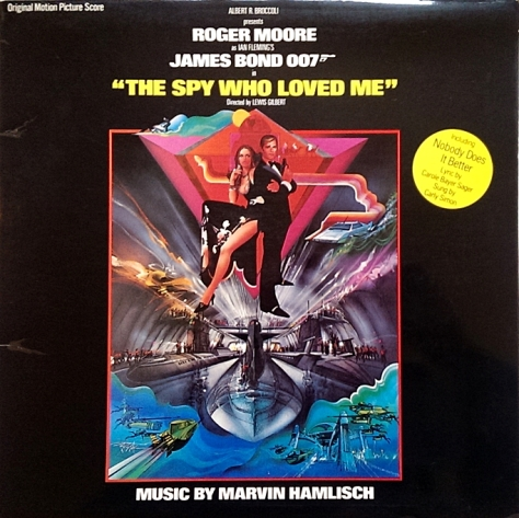 Marvin Hamlisch - The Spy Who Loved Me