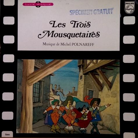 Michel Polnareff - Les Trois Mousquetaires