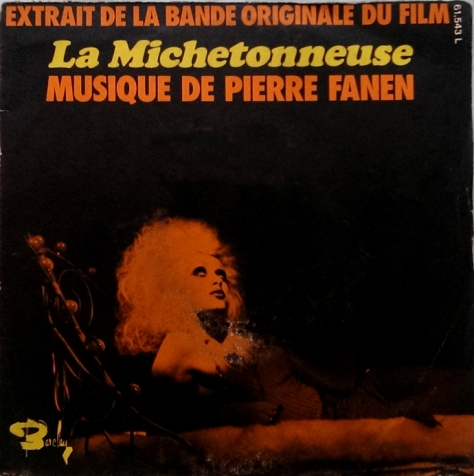 Pierre Fanen - La Michetonneuse