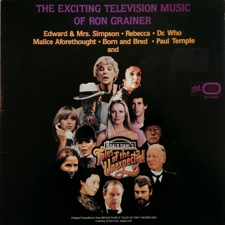 Ron Grainer - The Exciting Television music of Ron Grainer