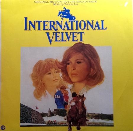 Francis Lai - Imternational Velvet