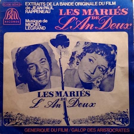 Michel Legrand - Les Maries de L'an Deux