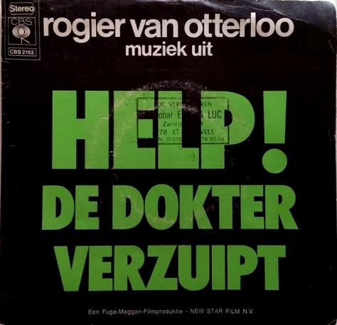 Rogier Van Otterloo - Help! De Dokter Verzuipt