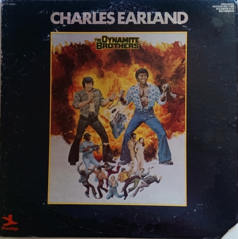 Charles Earland - The Dynamite Brothers