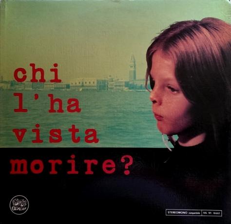 Ennio Morricone – Chi l'ha vista morire Who Saw Her Die