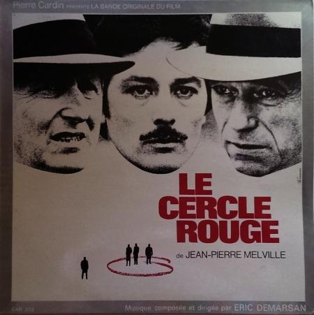 Eric Demarsan - Le Cercle Rouge