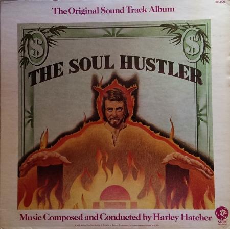 Harley Hatcher - Soul Hustler