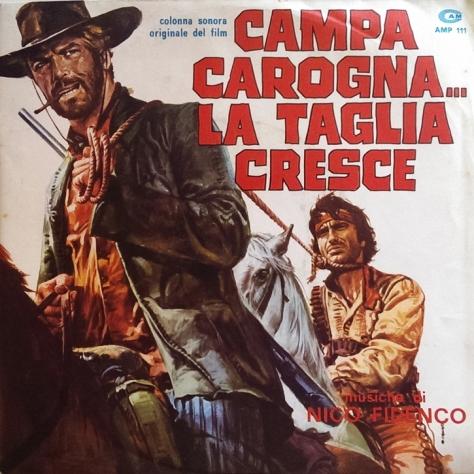 Nico Fidenco - Campa Carogna...la Taglia Cresce