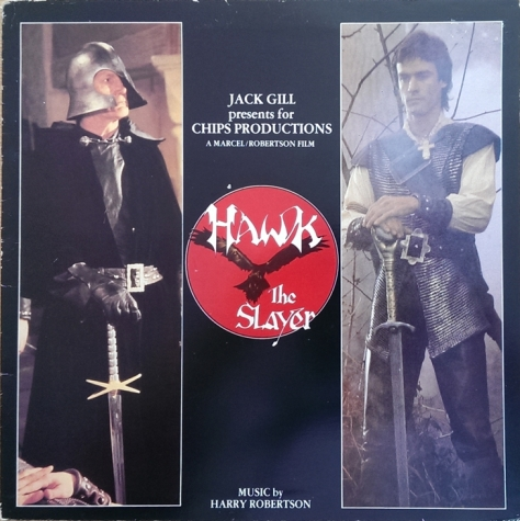 Hary Robertson - Hawk the Slayer