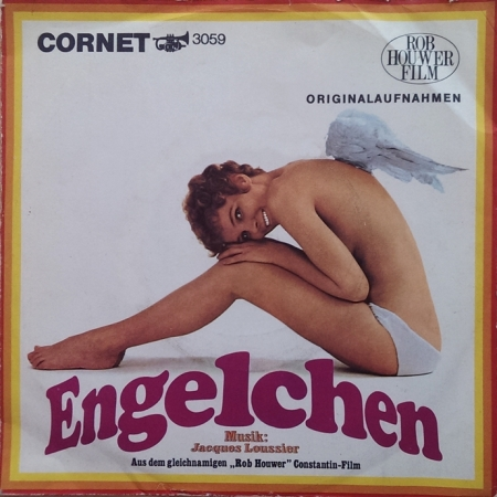 Jacques Loussier - Engelchen - Angel Baby