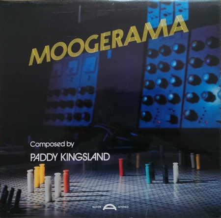 Paddy Kingsland - Moogerama