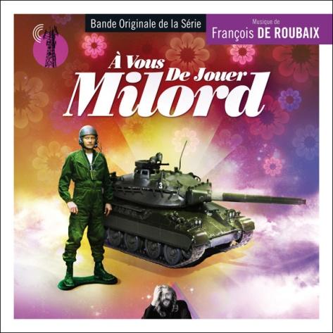 François De Roubaix – À Vous De Jouer Milord
