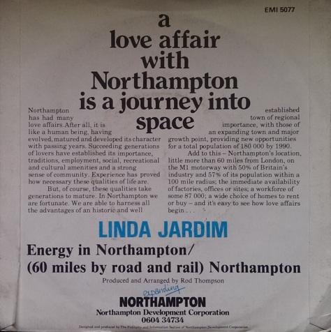 Linda Jardim – Energy In Northampton
