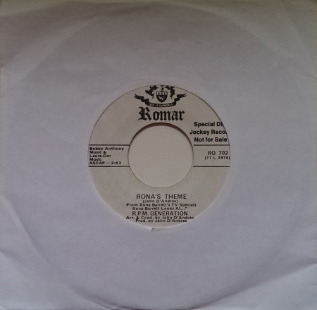 R.P.M. Generation - Rona's Theme