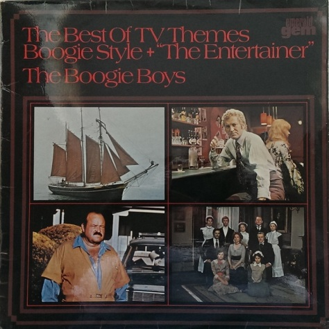 The Boogie Boys ‎– Theme From The Persauders