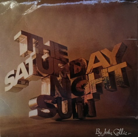The Johnny Johnson Orchestra – The Saturday Night Suit