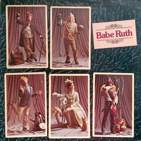 Babe Ruth - A Fistfull of Dollars