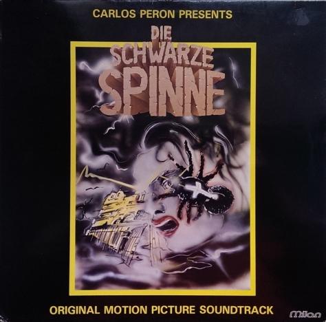 Carlos Peron - Die Schwarze Spinne