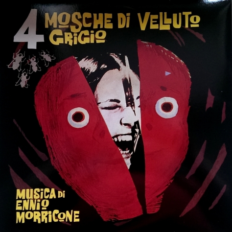 Ennio Morricone - Four Flies on Grey Velvet