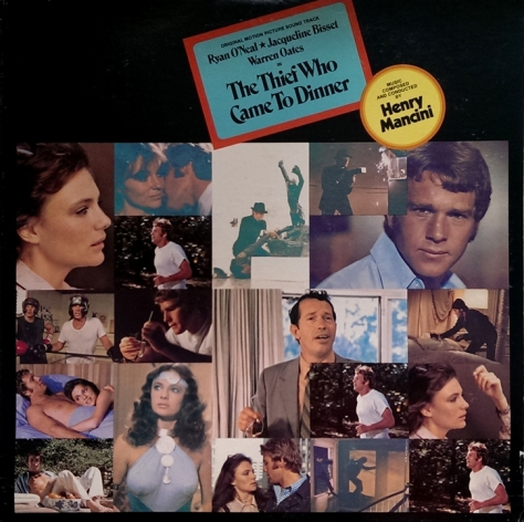 Henry Mancini - The Thief Who Came to Dinner