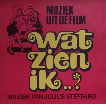 Julius Steffaro - Wat Zien ik