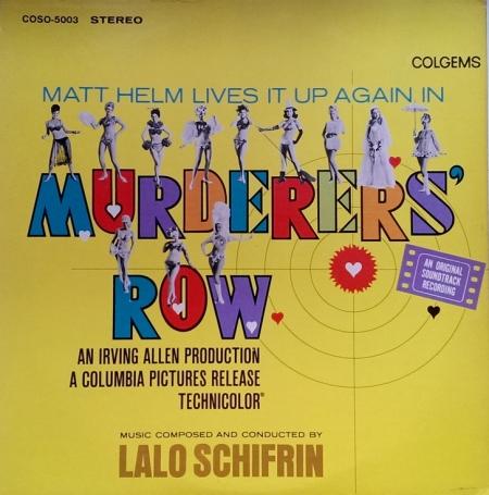 Lalo Schifrin - Murderers' Row