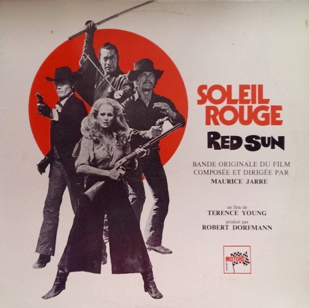 Maurice Jarre - Red Sun - Soleil Rouge