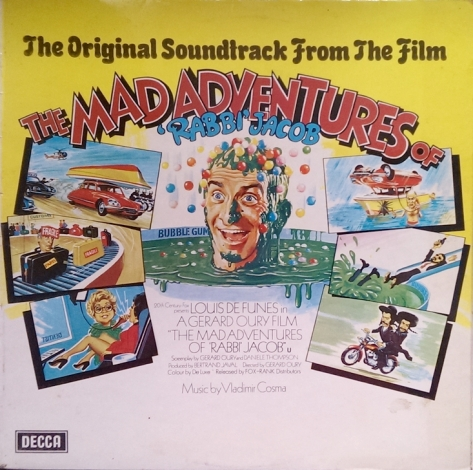 Vladimir Cosma - The Mad Adventures of 'Rabbi' Jacob