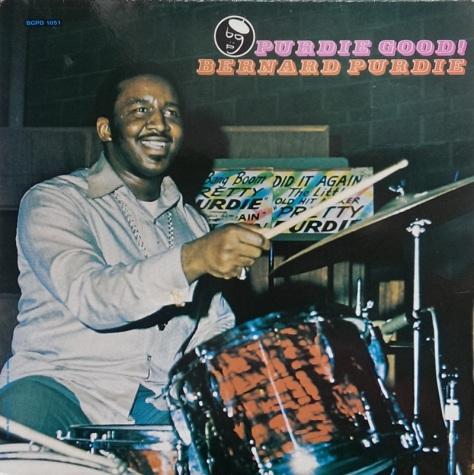 Bernard Purdie - Purdie Good!