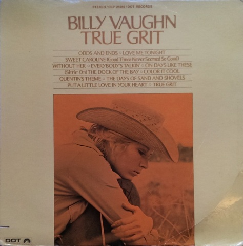 Billy Vaughn - True Grit