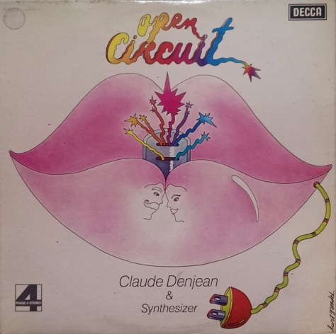 Claude Denjean & Synthesizer - Open Circuit
