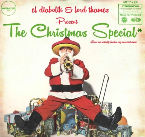 El diabolik's world of psychotronic soundtracks Cover Version Corner Christmas Special