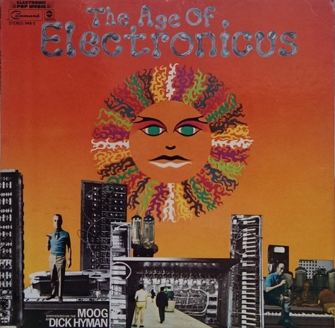 Dick Hyman - The Age of Electonicus