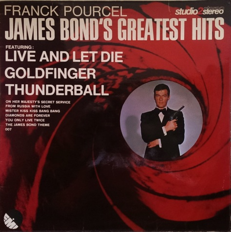Franck Pourcel - James Bond's Greatest Hits