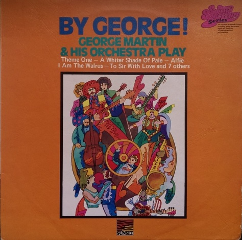 George Martin and his Orchestra - By George!