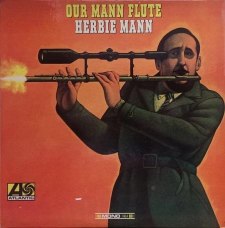 Herbie Mann - Our Mann Flute