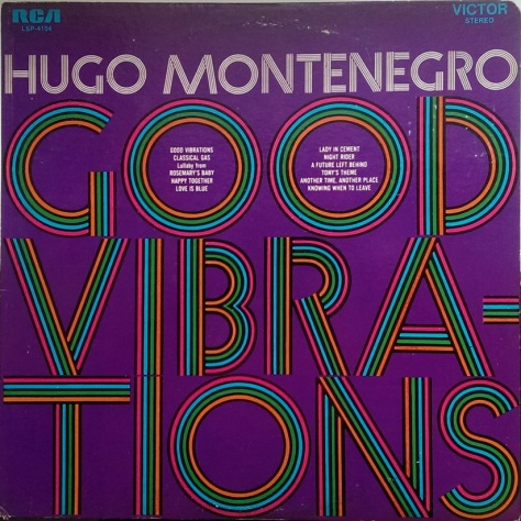 Hugo Montenegro - Good Vibrations