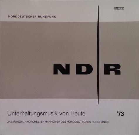 NDR Orchestra - Unterhaltungsmusik Von Heute