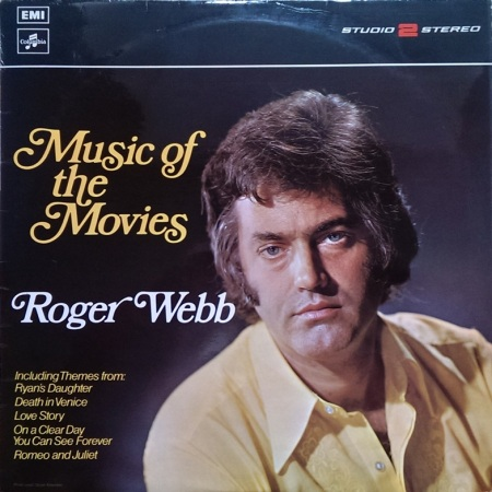 Roger Webb - Music of the Movies