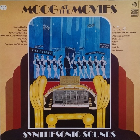 Synthesonic Sounds - Moog at the Movies